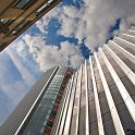 slides/IMG_0781.jpg Architecture, Perspective, London, city, glass, modern, sky, clouds A1 - The sky over the City of London