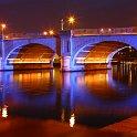 slides/IMG_1406.jpg Architecture, Bridge, London, river, thames, night, light, arch A11 - Kingston Bridge - London
