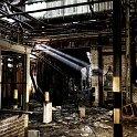slides/IMG_1913.jpg factory, abandoned, ruin, industrial, broken, rust, dust, graffiti, maze, pipe, steel, machinery, ray, light, beam A71 - Abandoned Factory