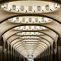 slides/IMG_1918M.jpg mayakovskaya, metro, station, Moscow, light, architecture, decoration, perspective, repetition, infinite, arch, Russia A56 - Mayakovskaya Metro Station - Moscow