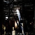 slides/IMG_1925.jpg factory, abandoned, ruin, industrial, broken, rust, dust, graffiti, maze, pipe, steel, machinery, ray, light, beam A73 - Abandoned Factory
