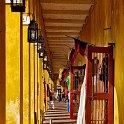 slides/IMG_6766.jpg las bovedas, market, shop, dungeon, curio, column, yellow, downtown, centro, cartagena, colombia A64 - Las Bovedas - Cartagena - Colombia